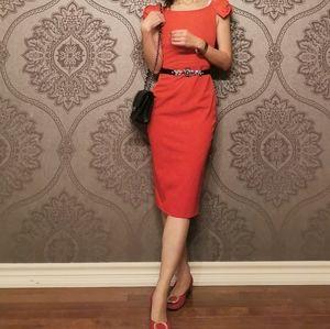 Coast UK 🇬🇧 Red dress